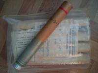 РСП-30 Реактивный Сигнальный Патрон 30мм. Красный дым. Дневного действия.