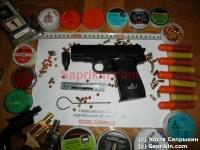 Пистолет стартовый, сигнальный Lexon-11.