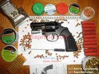 Револьвер стартовый, сигнальный Kimar Competitive Alarm 2,0 Черный.