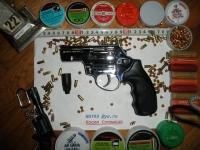 Рукоятка для револьвера Ekol Viper, Zoraki R1 (K6L), Lom-S.