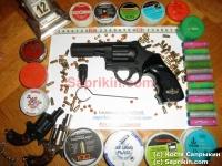 Револьвер стартовый, сигнальный Fenix 4.0. Длинноствольный.