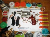 Рукоятка для револьвера Reck-36, Smit & Wesson 36. Дерево.