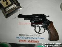 Револьвер стартовый, сигнальный Brevettata Mod.999